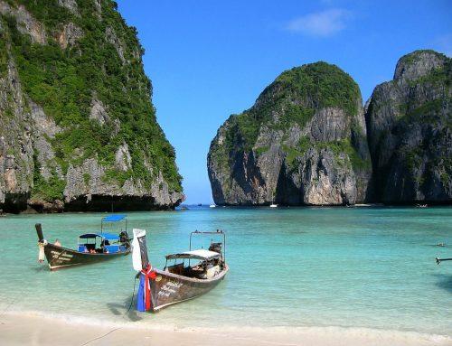 Tajland – Kambodža – Malezija